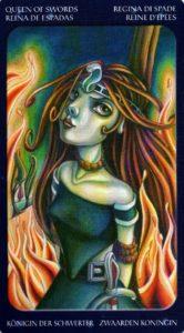 Королева Мечей Сладкие сумерки, Халлоуин
