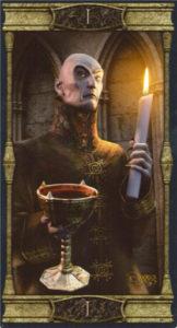 Маг Таро Вечная Ночь Вампиров