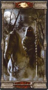 Рыцарь Жезлов Таро Вечная Ночь Вампиров