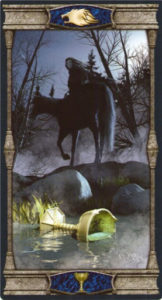 Рыцарь Кубков Таро Вечная Ночь Вампиров