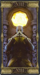 13 Смерть Таро Вечная Ночь Вампиров