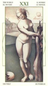 21 Таро Леонардо Leonardo da Vinci Tarot