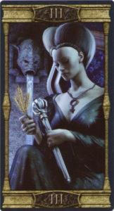 3 Императрица Таро Вечная Ночь Вампиров