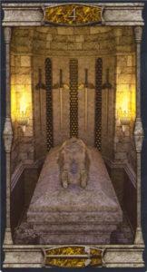 4 Мечей Таро Вечная Ночь Вампиров