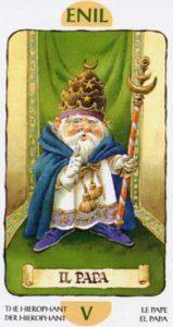 5 Верховный Жрец Таро Гномов