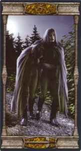 5 Мечей Таро Вечная Ночь Вампиров