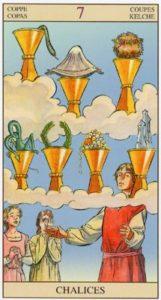7 Кубков TAROT of the NEW VISION