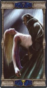 7 Кубков Таро Вечная Ночь Вампиров
