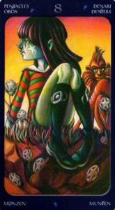 8 Пентаклей Сладкие сумерки, Халлоуин