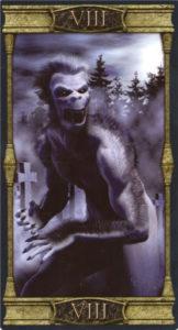 8 Сила Таро Вечная Ночь Вампиров