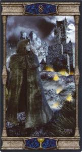 8 Кубков Таро Вечная Ночь Вампиров