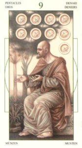 9 Монет Таро Леонардо Leonardo da Vinci Tarot