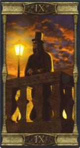 9 Отшельник Таро Вечная Ночь Вампиров
